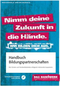 Cover Handbuch Bildungspartnerschaften