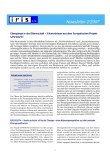 Cover Newsletter 2/2007
