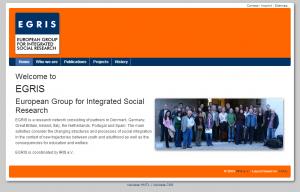 Screenshot egris.eu