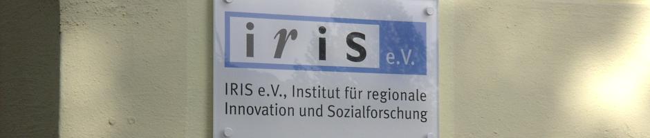 IRIS Schild